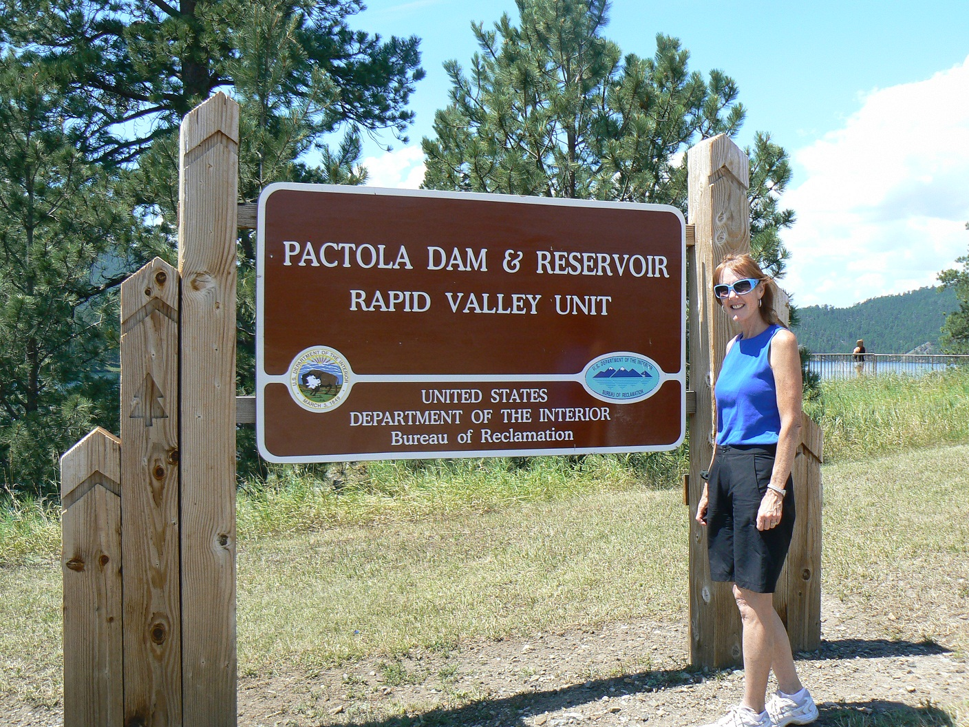 Click image for larger version  Name:Pat and Pactola Reservoir Hill City.jpg Views:49 Size:863.1 KB ID:136866