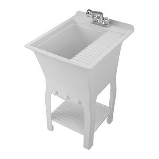 Click image for larger version  Name:SLL - ASB Solid Surface Freestanding Utility Tub - Lowes.jpg Views:137 Size:8.7 KB ID:138689
