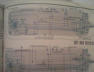 1969 safari wiring diagram airstream forums. Black Bedroom Furniture Sets. Home Design Ideas