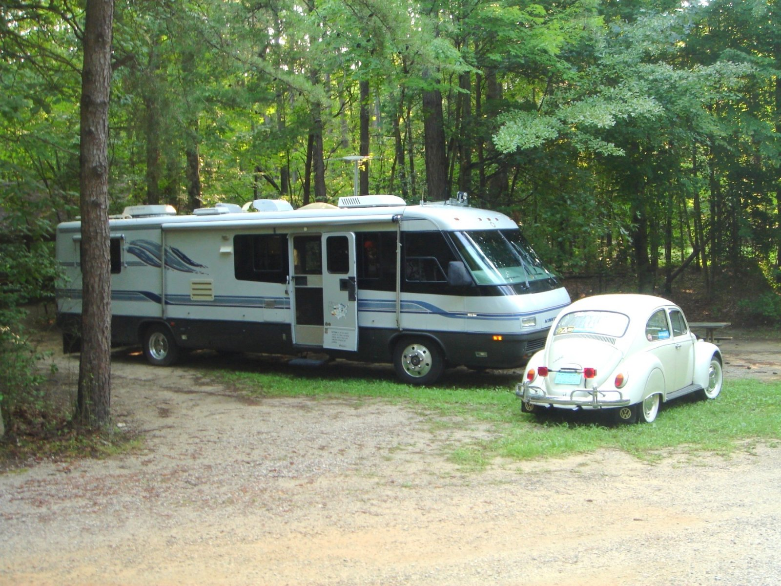 Suggestions on Starting Generator after sitting - Airstream