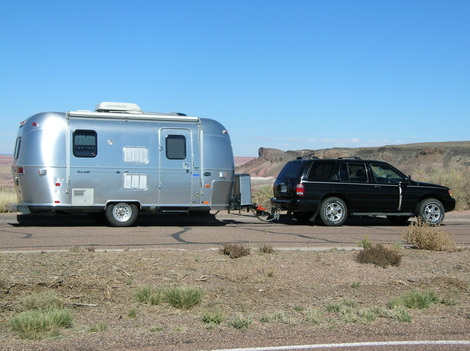 Towing a with an Nissan Xterra - Airstream Forums