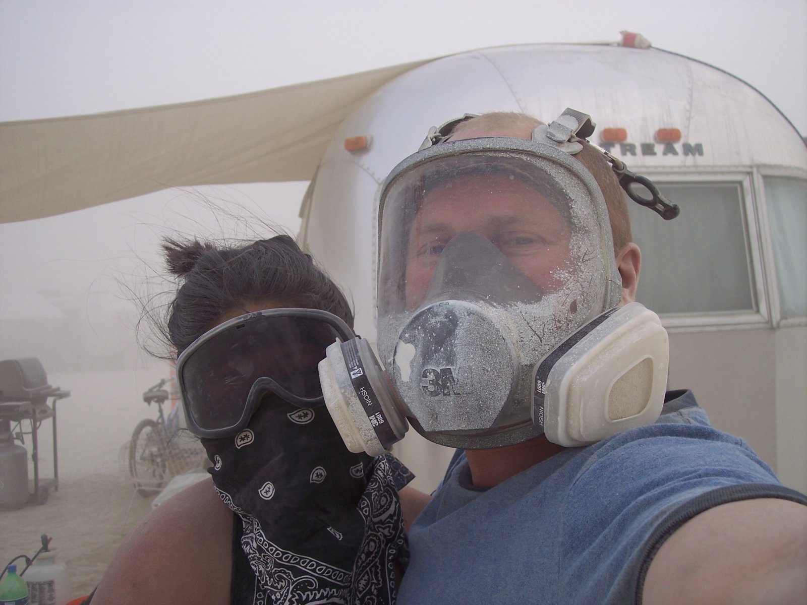 Click image for larger version  Name:Murray and Gemma Burning Man 2008.jpg Views:76 Size:227.7 KB ID:147690