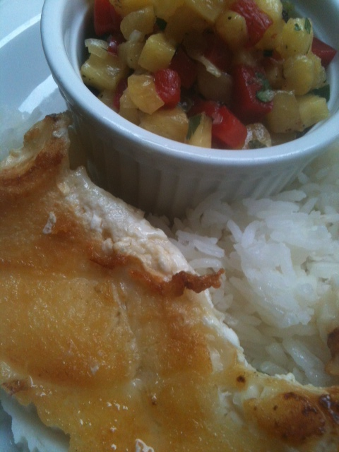 Click image for larger version  Name:Seabass with Grilled Pineapple Relish 022012.JPG Views:46 Size:120.2 KB ID:152054