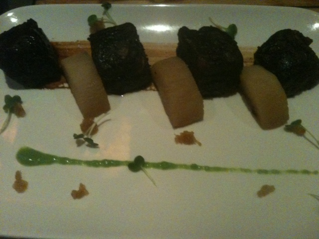Click image for larger version  Name:Pork Belly with Braised Daikon 022312.JPG Views:51 Size:105.6 KB ID:152079