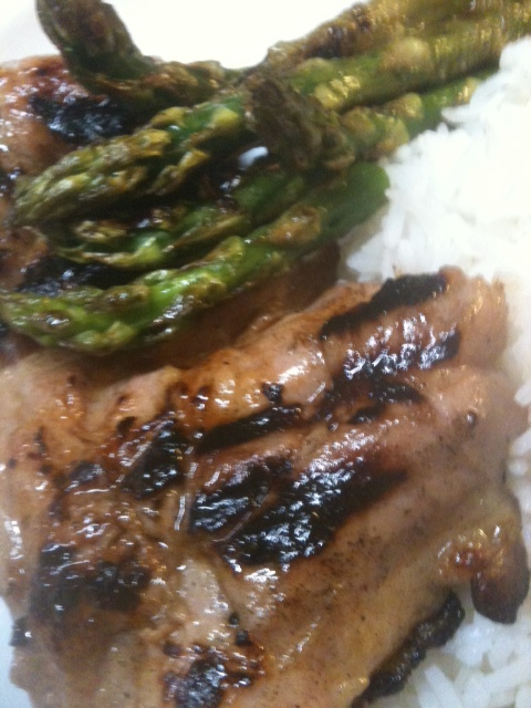 Click image for larger version  Name:Grilled Chicken and Asparagus 022712.JPG Views:51 Size:143.9 KB ID:152156