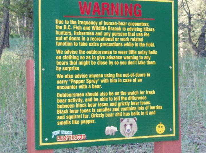 Click image for larger version  Name:Bear warning.jpg Views:111 Size:79.6 KB ID:154765