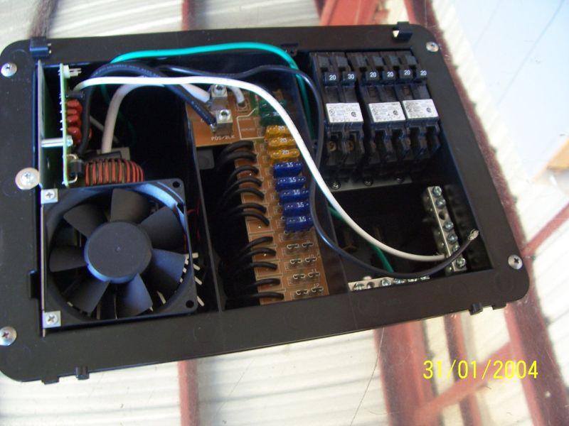 progressive dynamics 4045 install help airstream forums