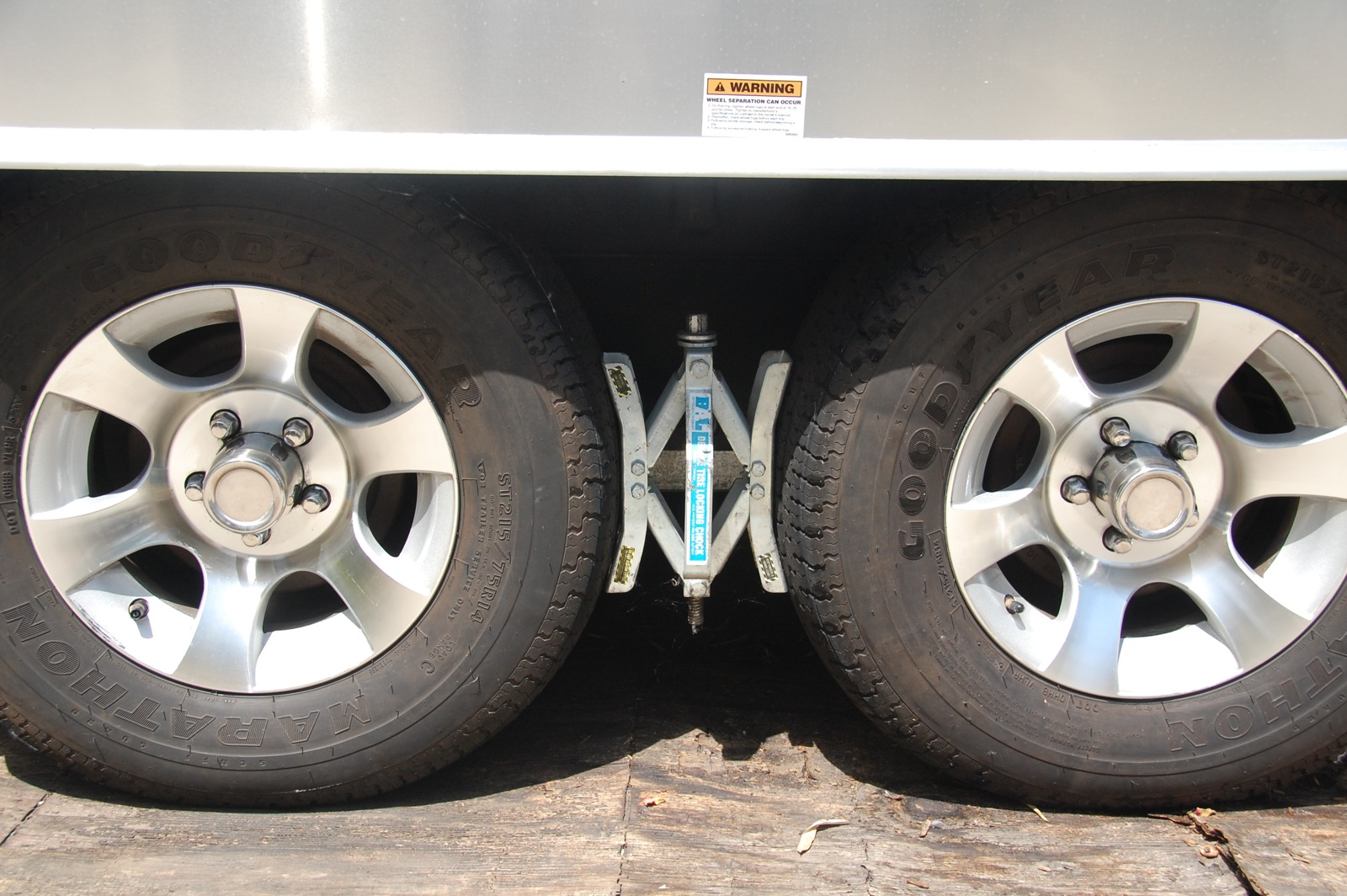 """Click image for larger version  Name:DSC_0125 My 14"""" OEM 2007 wheel.jpg Views:56 Size:416.1 KB ID:160687"""