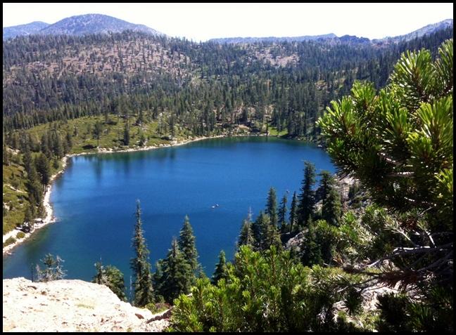 Click image for larger version  Name:kangaroo lake framed.JPG Views:507 Size:318.7 KB ID:166190