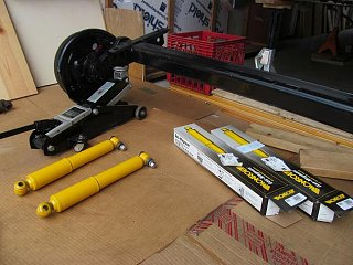 Click image for larger version  Name:Monroe Shocks and Axle Before Installation.jpg Views:214 Size:67.4 KB ID:167961