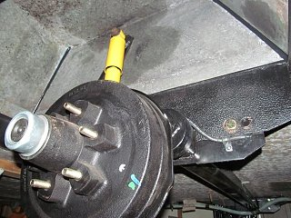 Click image for larger version  Name:Axle Shock and Brake Wire Installed.jpg Views:292 Size:80.4 KB ID:169280