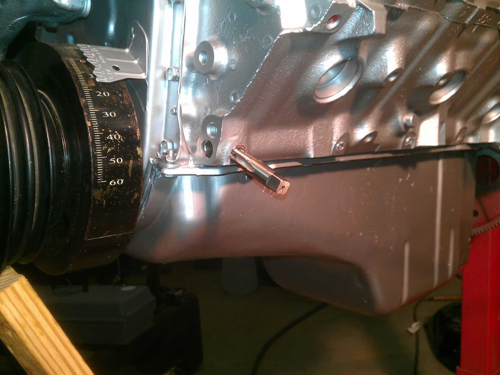 454 oil galley plug problem - Page 2 - Airstream Forums