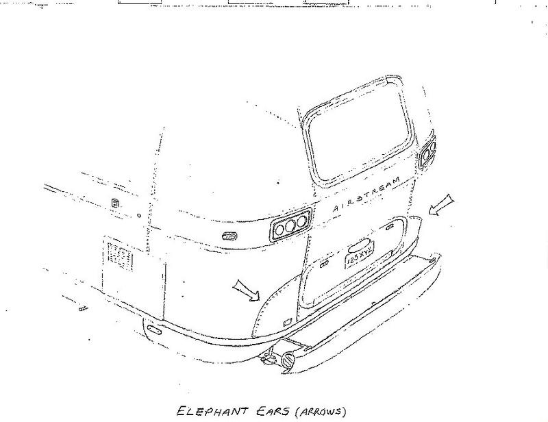 What is normal bend or sag of a 34 frame page 2 airstream forums click image for larger version name airstream elephant earsg views 271 size ccuart Images