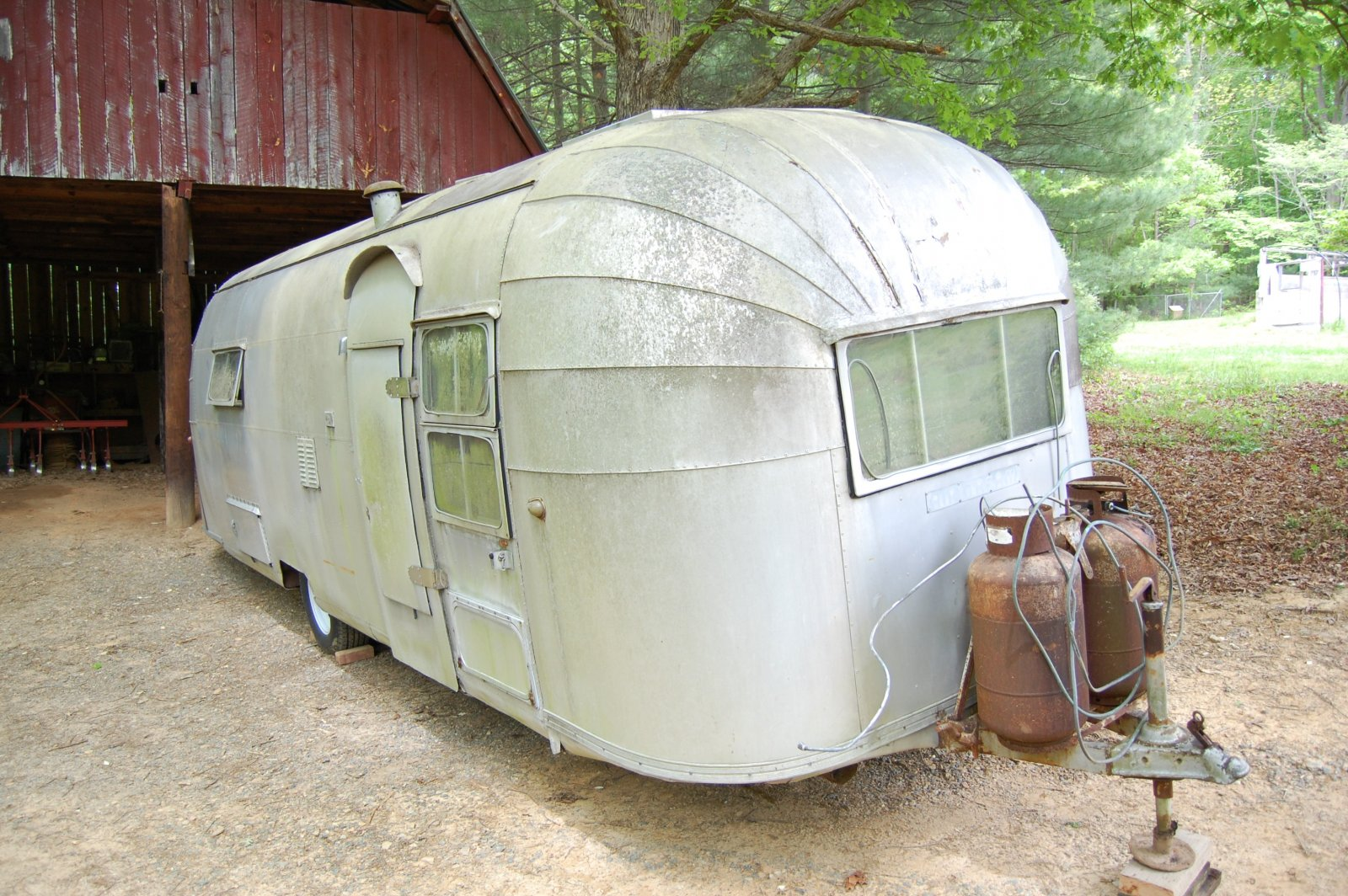 Buying a gutted AS - Airstream Forums