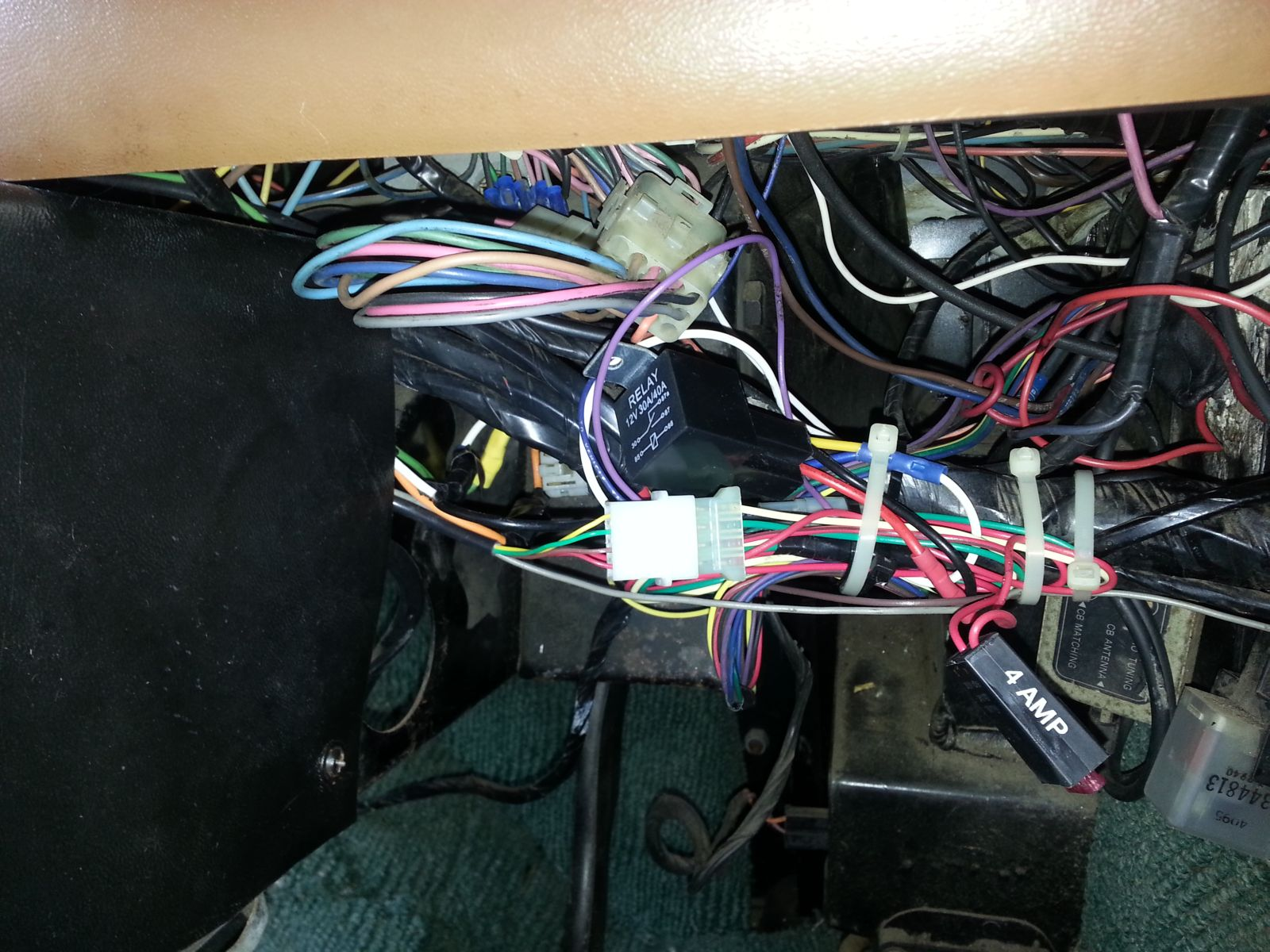1984 310 Cruise Control Replacement Airstream Forums Rostra Wiring Diagram Click Image For Larger Version Name 84 Brake