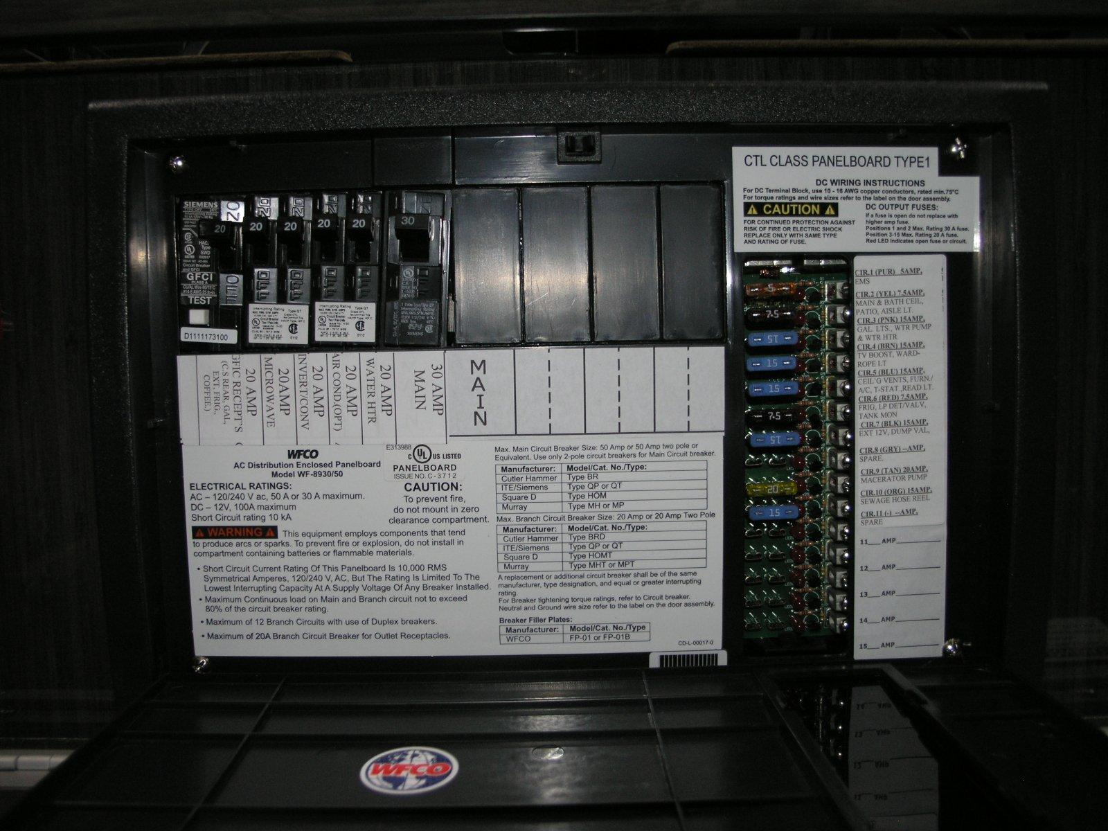 Pls Locating Fuse Box Airstream Forums Click Image Larger Version Wiring Diagram 2000 Argosy