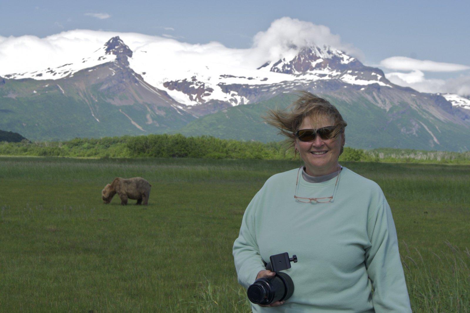 Click image for larger version  Name:Brown Bear, Hallo Bay, Katmai NP 2.jpg Views:57 Size:175.3 KB ID:199042