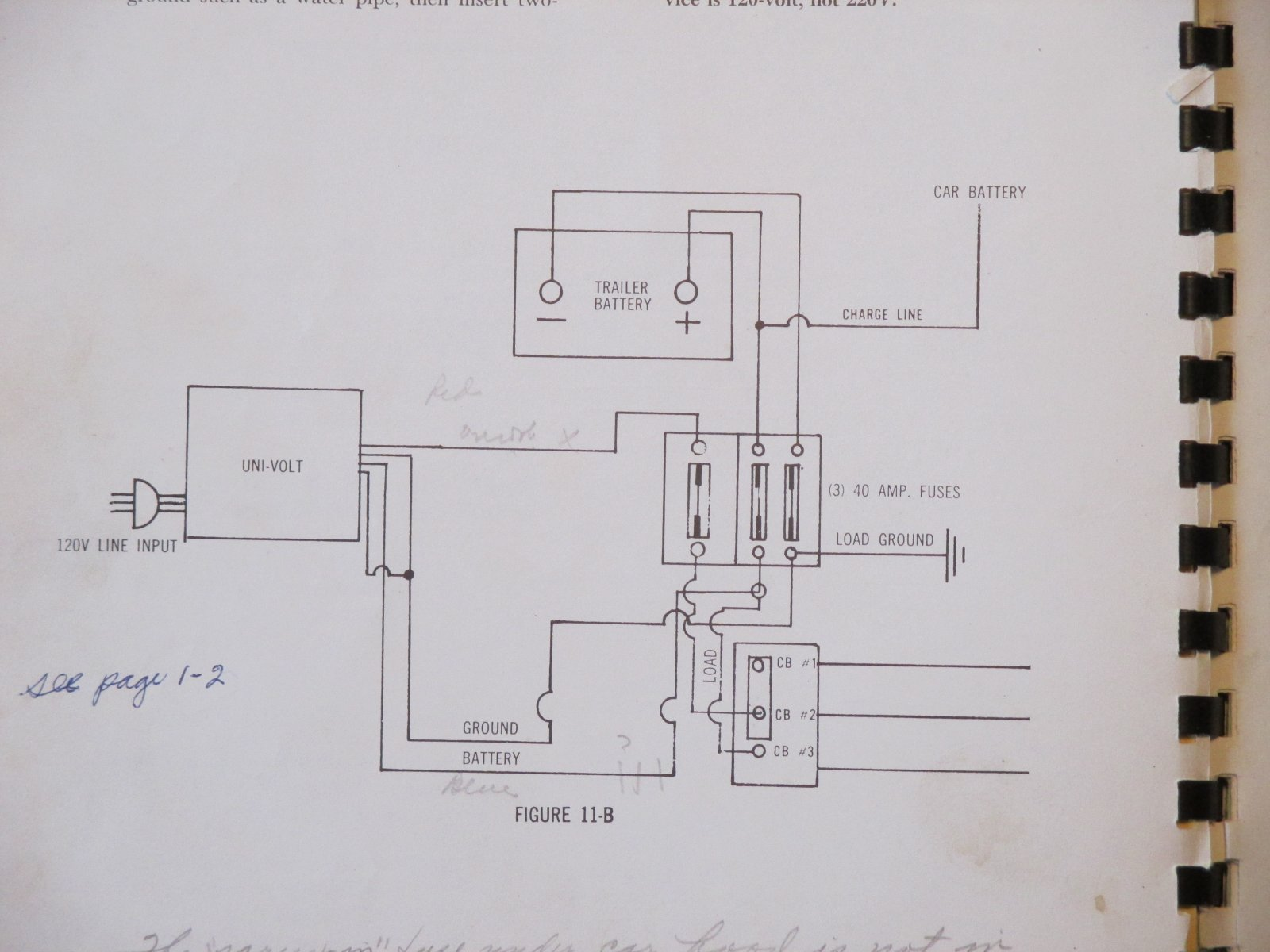 3240 converter wiring diagram 3240 discover your wiring diagram why two fuse panels airstream forums rv battery converter charger wiring diagram