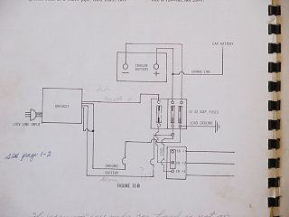 [DIAGRAM_3NM]  1964 wiring. Installing new converter and fuse panel. - Airstream Forums | Vintage Rv Converter Wiring Diagram |  | Air Forums