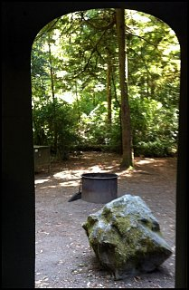 Click image for larger version  Name:View from our door at Jeb Smith SP framed.JPG Views:127 Size:246.0 KB ID:219929