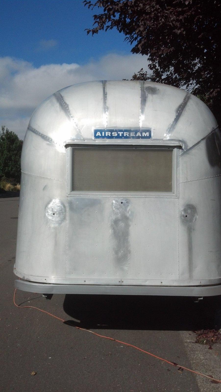 Seam sealing - Airstream Forums