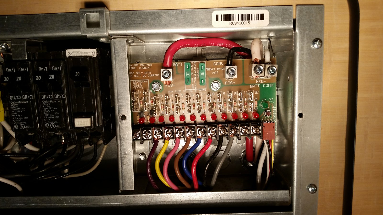 Click image for larger version  Name:run the DC power wires behind the board.jpg Views:599 Size:280.0 KB ID:224178