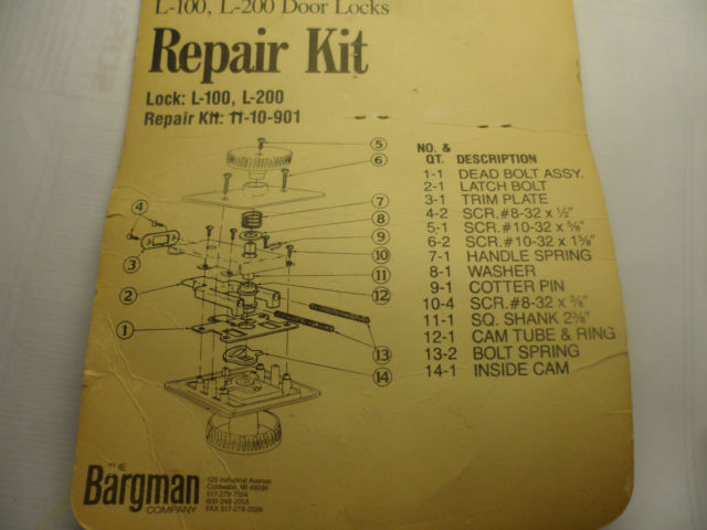 Click image for larger version  Name:Bargman L-100 Exploded View 3.JPG Views:95 Size:43.5 KB ID:224425