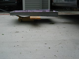 Click image for larger version  Name:1205 Tank Pan on 2x12 on Floor Jack.jpg Views:160 Size:259.5 KB ID:236046
