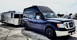 nissan nv 3500 high roof as tow vehicle. Black Bedroom Furniture Sets. Home Design Ideas