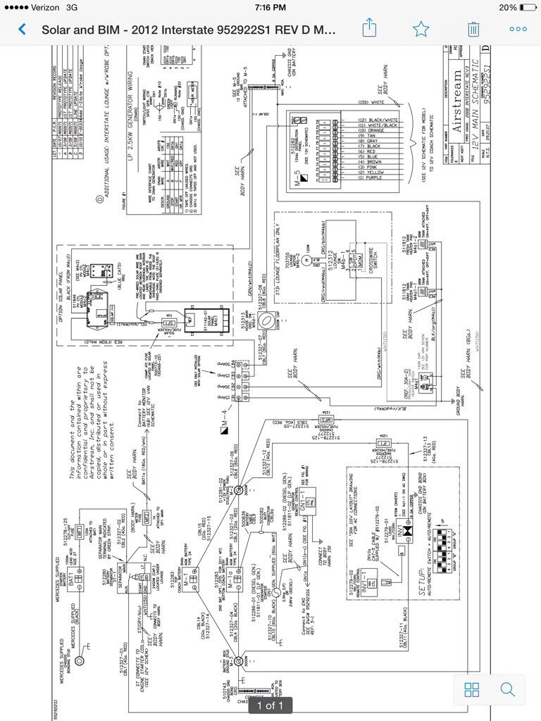 Airstream Solar Wiring Diagram Guide And Troubleshooting Of Trailer Inverter Battery Upgrades Forums 2010 27fb International 50 Amp