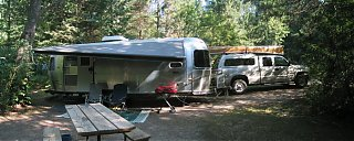 Click image for larger version  Name:Savanna Portage campsite pano.jpg Views:331 Size:128.6 KB ID:23973