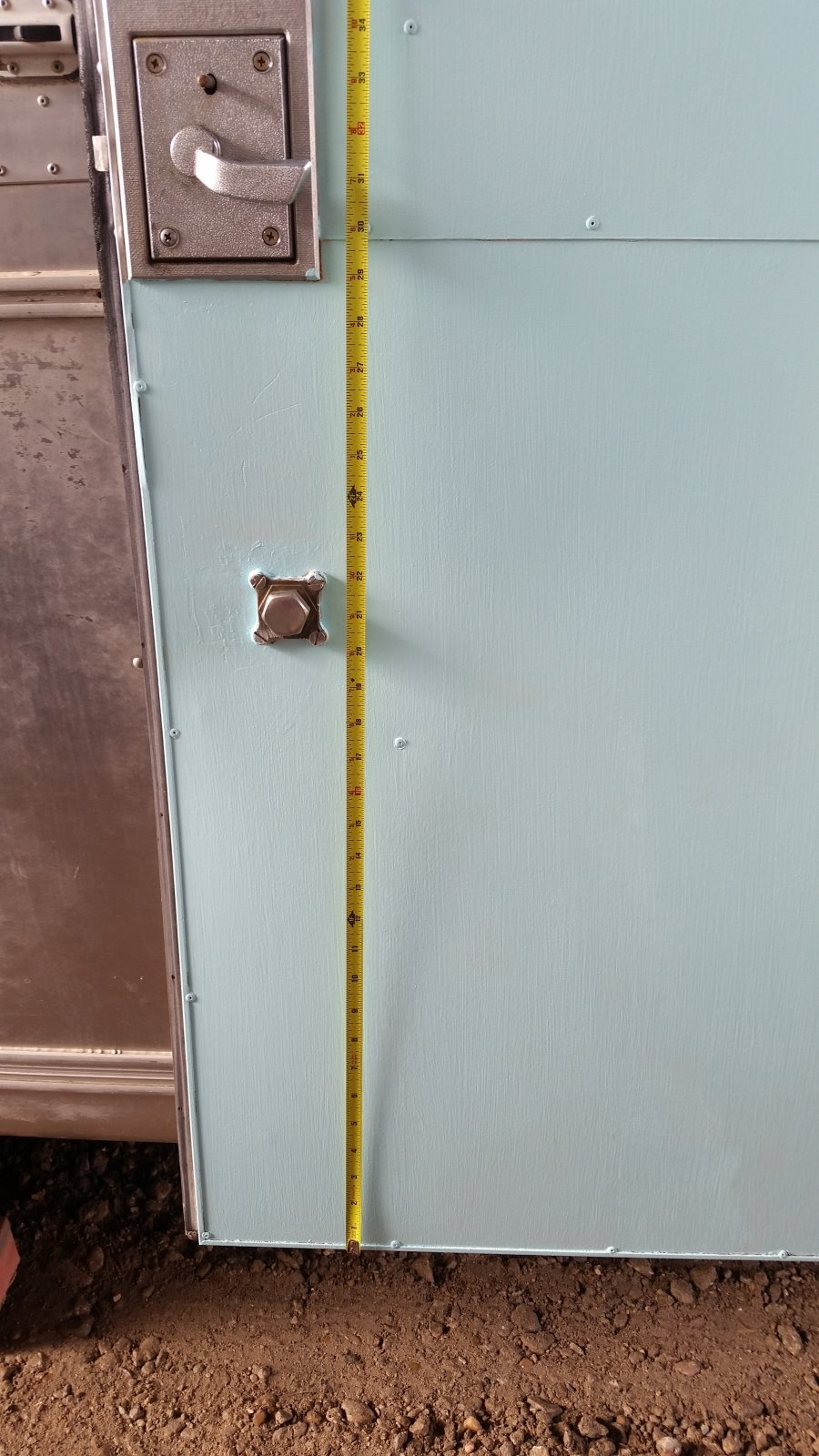 Click image for larger version  Name:Back of Door With Tape.jpg Views:70 Size:237.9 KB ID:241714