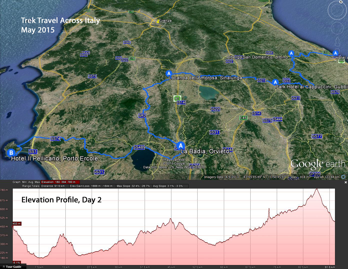 Click image for larger version  Name:Trek Cross Italy Days 1-5 Text.jpg Views:41 Size:430.2 KB ID:242024