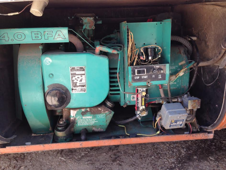 Onan 4 0 BFA generator help please - Airstream Forums
