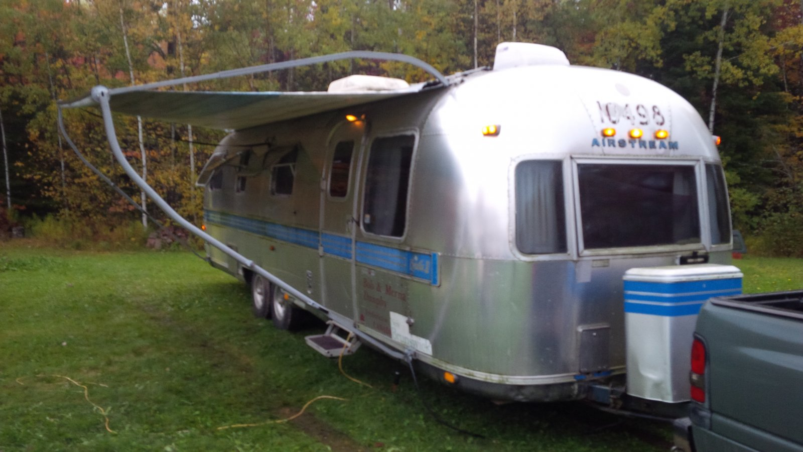 1980 Excella II Reno 31' - Airstream Forums on