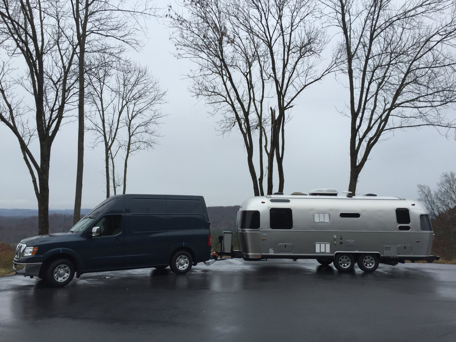 Nv 3500 Nissan Van As Tow Vehicle Page 2 Airstream Forums