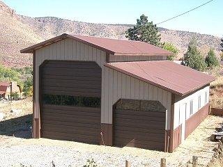 Pole barn rv garage airstream forums for Pole barn for rv storage