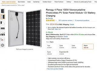 Click image for larger version  Name:Amazon Renogy.JPG Views:143 Size:97.9 KB ID:260488