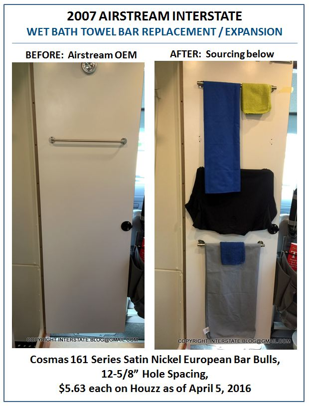 Click image for larger version  Name:20160412_TOWEL_BAR_BEFORE_AFTER.JPG Views:79 Size:84.9 KB ID:260526