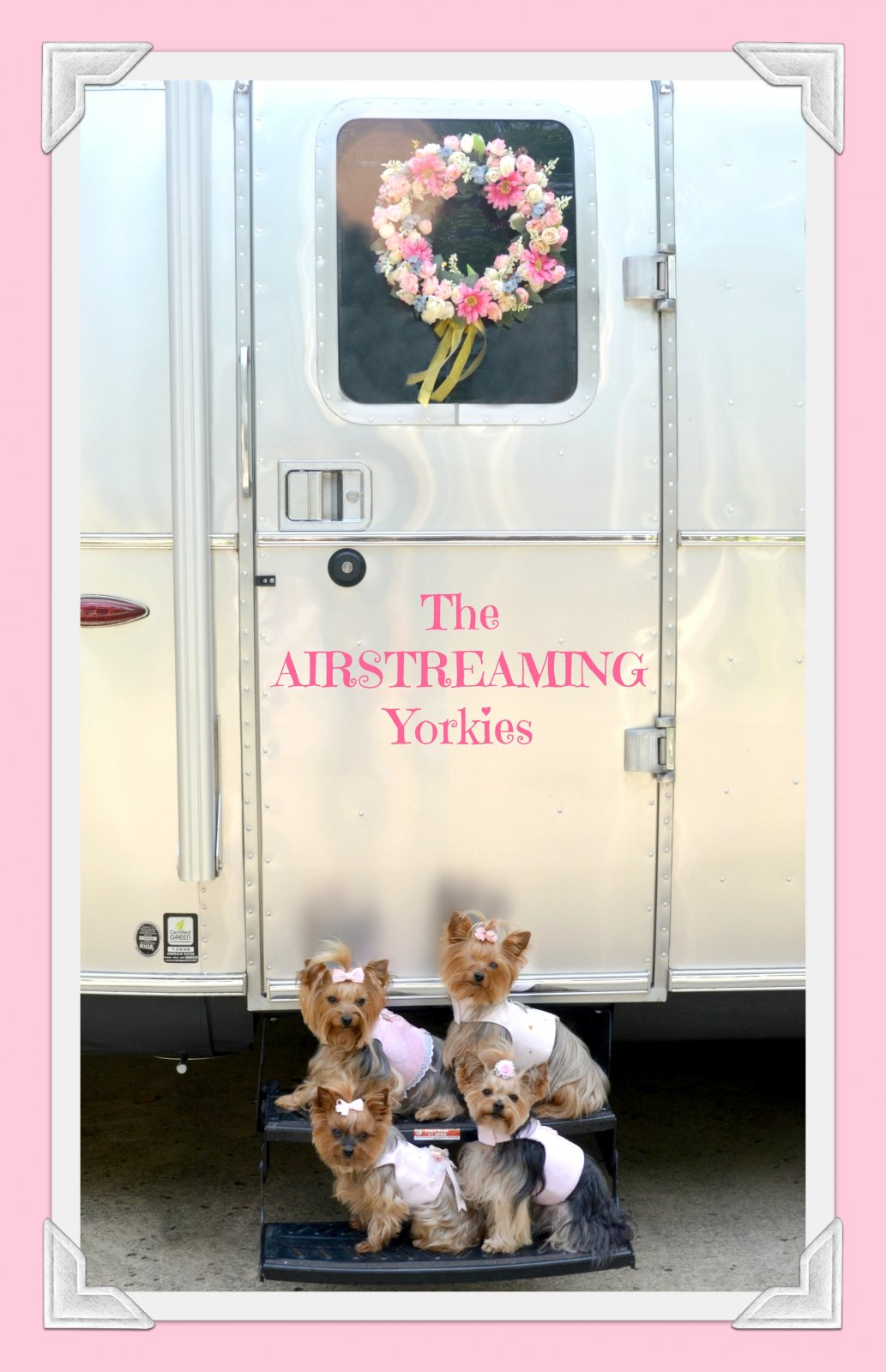Click image for larger version  Name:pink airstream yorkies text frame pm.jpg Views:64 Size:185.4 KB ID:261082