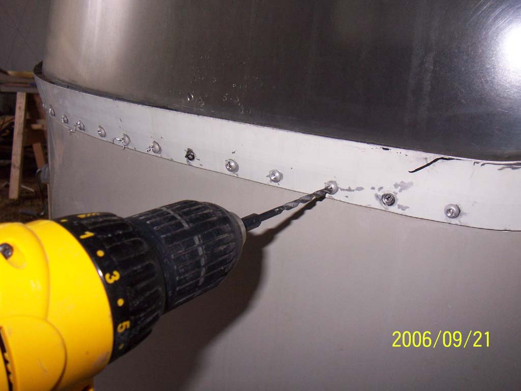 Click image for larger version  Name:Day Eight Drilling Out the PO Rivets (reduced).jpg Views:66 Size:67.5 KB ID:26176