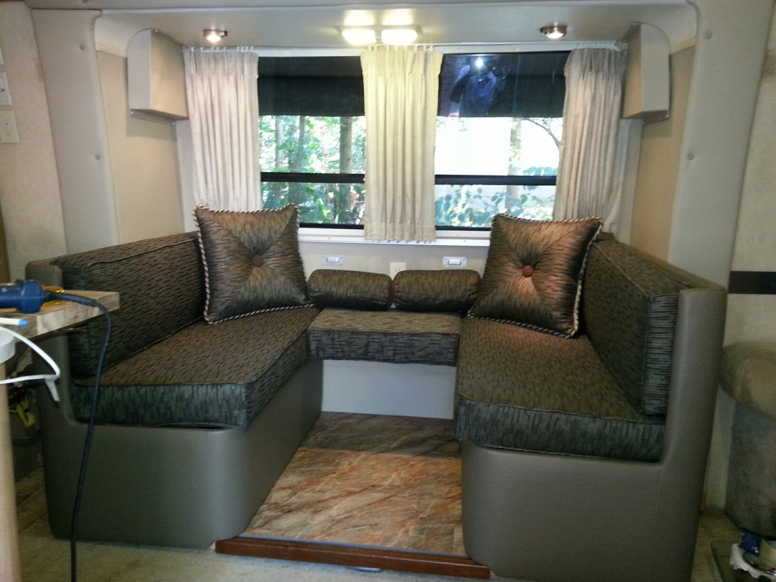 Fabric Walls replacement - Airstream Forums