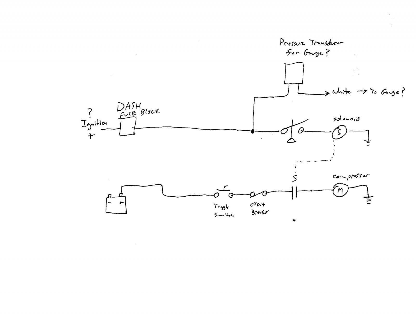 Click image for larger version  Name:airstream compressor wiring as found.jpg Views:26 Size:77.7 KB ID:263076