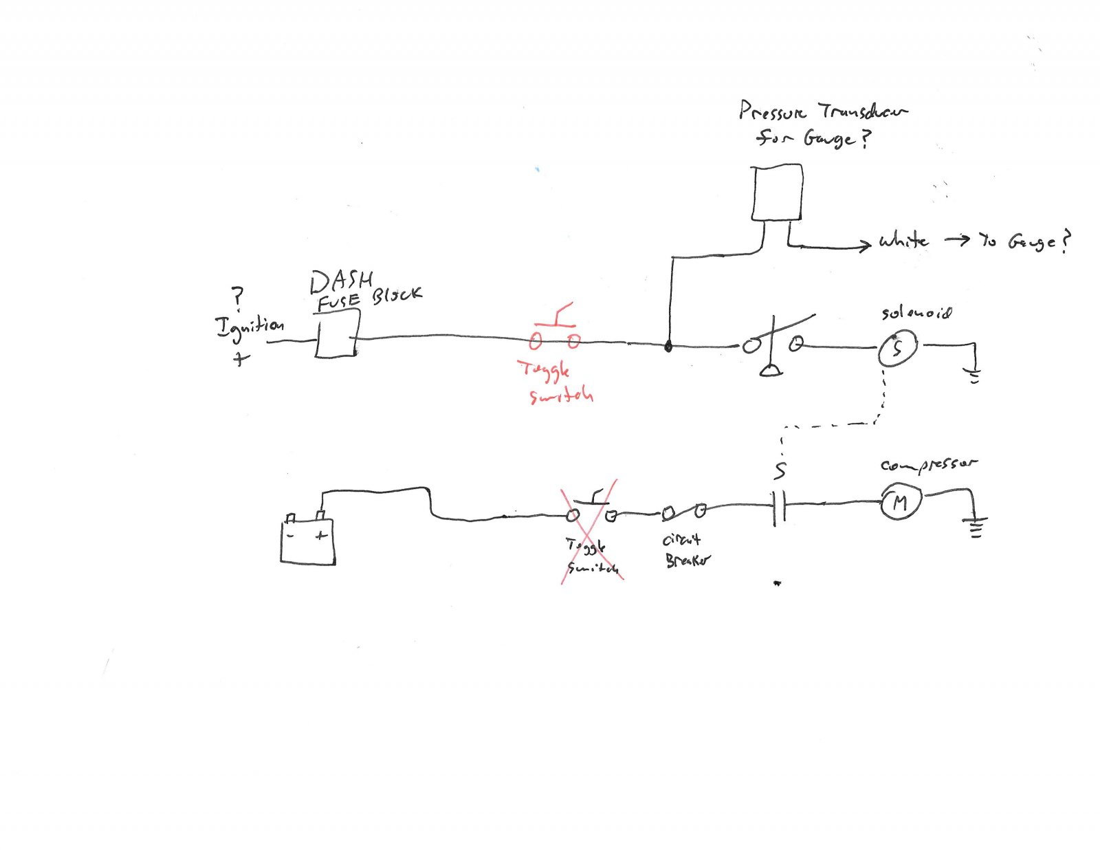 Click image for larger version  Name:airstream compressor wiring switch mod.jpg Views:29 Size:78.2 KB ID:263078