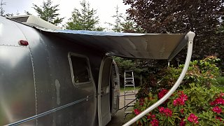 Awning Fabric Replacement Video Airstream Forums