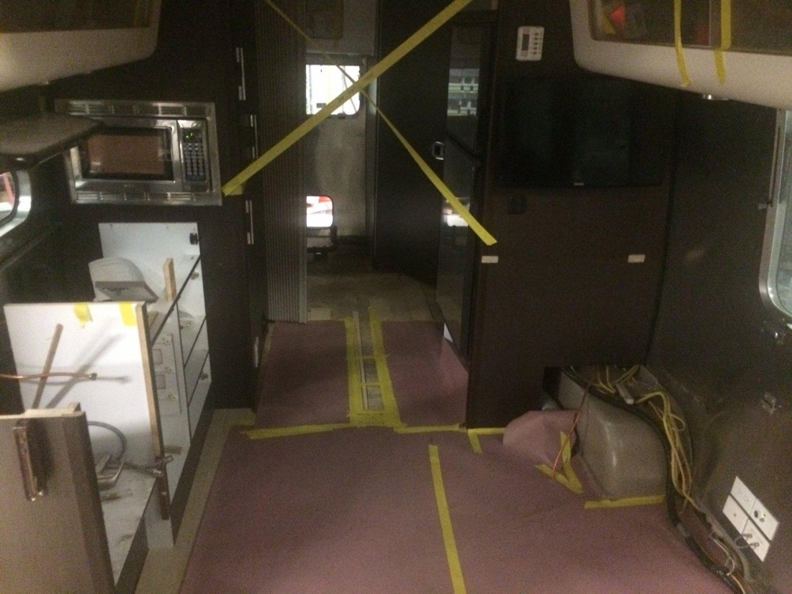 Rear Bumper Plate/Floor Leakage - Airstream Forums