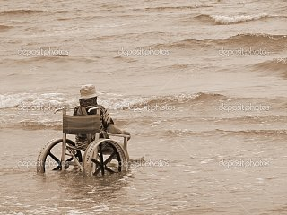 Click image for larger version  Name:old woman in wheelchair sea.jpg Views:68 Size:236.0 KB ID:267647
