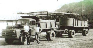 Click image for larger version  Name:me on LF learning to drive a truck 1951 or so - Copy.jpg Views:105 Size:88.6 KB ID:276031