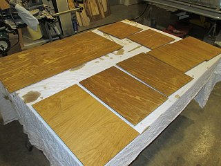 Click image for larger version  Name:1404 Cabinet Doors Stained (Small).jpg Views:46 Size:95.3 KB ID:279150