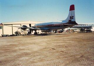 Click image for larger version  Name:DC-7C Tanker 32,Tanker 115 in background (2).jpg Views:57 Size:186.4 KB ID:287953